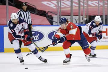 NHL、パンサーズが6連勝 第12週、中地区で首位 画像1