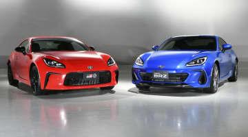 トヨタとスバル共同のスポーツ車 2代目、加速性能高める 画像1