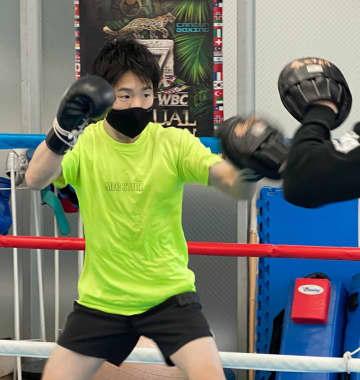 WBC王者・寺地、再出発へ決意 ライトフライ級、24日に防衛戦 画像1