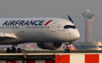 フランス、航空大手に資本注入 コロナ苦境、5200億円 画像1