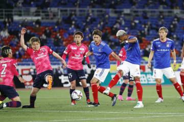 横浜M、C大阪を1-0で破る J1第8節、6試合負けなし 画像1