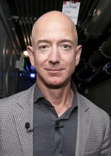 アマゾンCEO資産世界一 4年連続、ベゾス氏19兆円 画像1