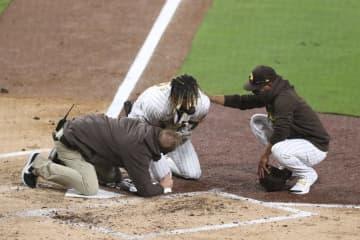 タティスが負傷者リスト入り パドレス、試合中に左肩痛める 画像1
