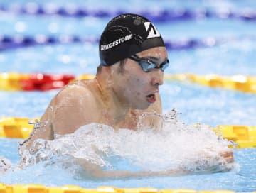 萩野、入江が五輪切符 競泳の日本選手権 画像1