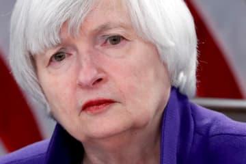米、主要国に財政出動要請 コロナ対応でイエレン長官 画像1