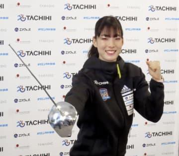 江村、フェンシング初のプロに 「自分の価値を上げる挑戦」 画像1