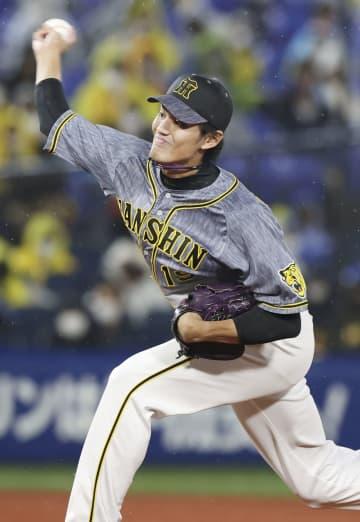 D2―9神(9日) 阪神の藤浪が初勝利、佐藤輝3号 画像1