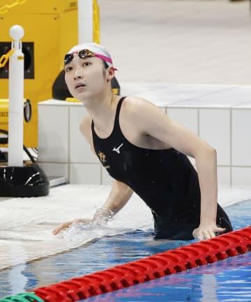 池江が50mバタフライで決勝へ 競泳の日本選手権最終日 画像1