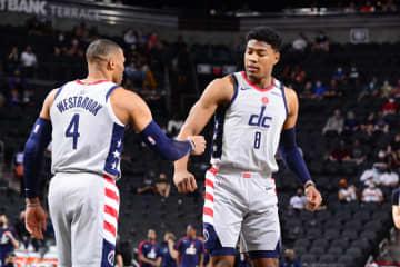 NBA、八村6得点も連勝止まる 渡辺は自己最多14得点 画像1