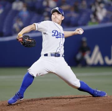 中2―1ヤ(11日) 小笠原が今季初勝利 画像1