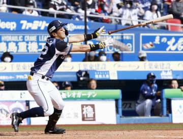 ロ1―2西(11日) 平井が3勝目 画像1