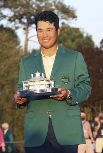 松山、世界ランク14位に浮上 男子ゴルフ、今平は83位 画像1