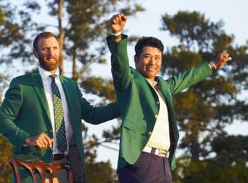 松山優勝、米で大きく報道 快挙で「国民的英雄に」 画像1