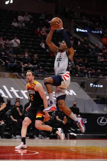 八村4得点、チーム勝利 NBAのウィザーズ 画像1