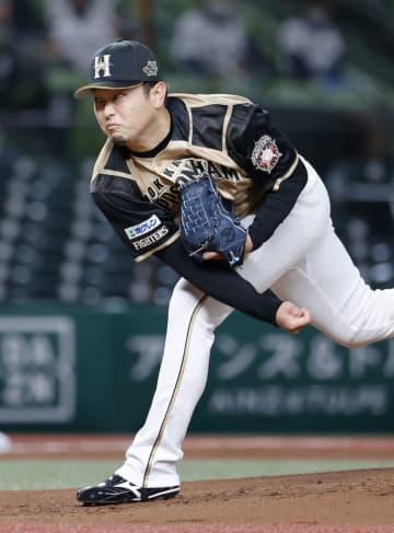 西2―3日(13日) 日本ハム・池田が移籍後初勝利 画像1