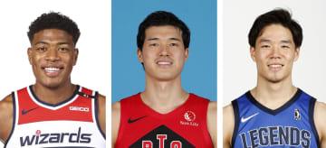 バスケ、五輪代表候補に八村塁ら 男子の32人選出 画像1