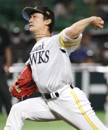 ソ4―1オ(14日) 和田が今季初勝利 画像1