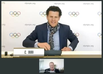 IOC、観客上限5月以降判断も 池江ら活躍で「世論は変わる」 画像1