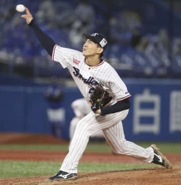 ヤ7―3D(14日) 金久保がプロ初勝利 画像1