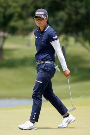 19歳の笹生、64で首位発進 米女子ゴルフ、渋野は14位 画像1