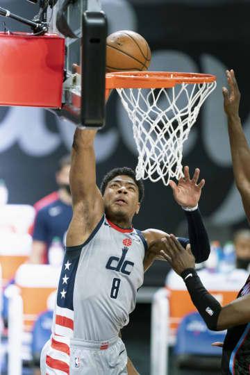 八村12得点、渡辺は11得点 ともに勝利、NBA 画像1