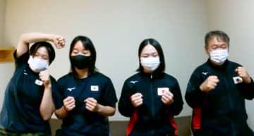 ボクシング、並木ら合宿に手応え 五輪女子代表 画像1