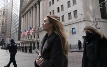 NY株、一時最高値 米小売売上高の大幅増で 画像1
