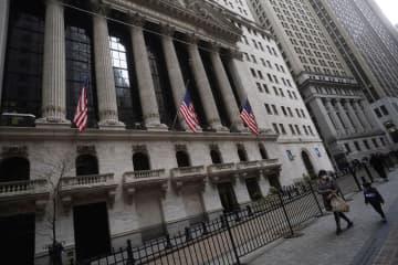 NY株最高値、164ドル高 米企業決算期待で 画像1