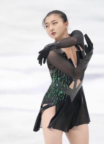 フィギュア国別対抗戦、日本3位 ロシアが初優勝、6カ国が参加 画像1