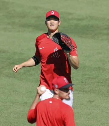 大谷翔平、リアル二刀流見送り 21日に投手復帰、75球めど 画像1