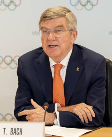 緊急宣言は「五輪と無関係」 IOC会長、影響を否定 画像1