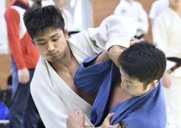 丸山城志郎「もう一回王者に」 世界柔道へ、男子代表合宿 画像1