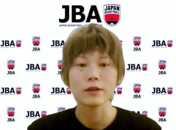 女子バスケ高田「目標金メダル」 代表候補選手、五輪へ合宿 画像1