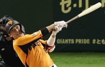 巨8―3神(22日) 巨人が4本塁打で快勝 画像1