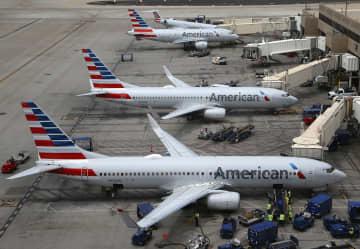 米航空3社、赤字4千億円 コロナで不振、燃料費増も 画像1