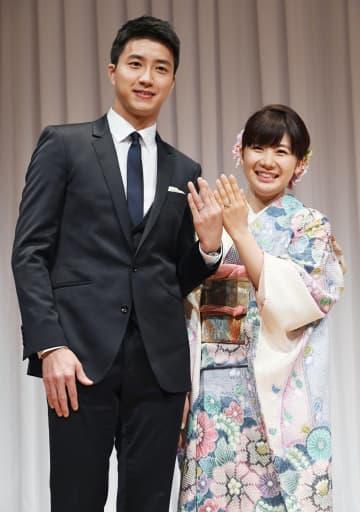 福原愛さんの夫が離婚請求 卓球の台湾五輪代表 画像1