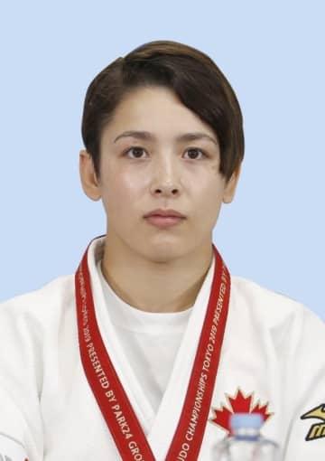 世界柔道で出口の五輪代表決定へ カナダの女子57キロ級 画像1