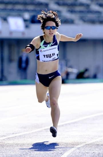 リオパラ銅の辻沙絵が日本新 ジャパンパラ陸上女子400m 画像1