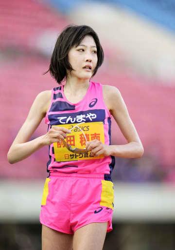 女子1万メートルで前田は4位 田中は1500メートルでV 画像1