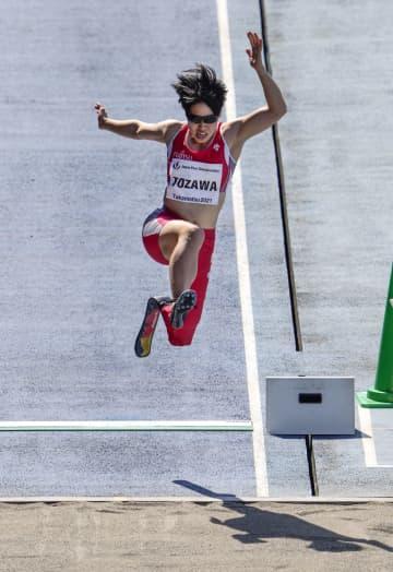 パラ陸上、兎沢がアジア新でV 女子走り幅跳び 画像1