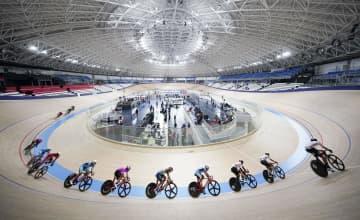 新田祐大「良い準備できた」 自転車、東京五輪テスト大会 画像1