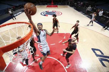 ウィザーズがプレーオフ視界に NBA、第18週が終了 画像1