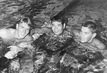 競泳で金、コンラッズさん死去 豪、ローマ五輪の男子自由形 画像1