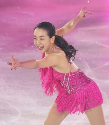 浅田真央さん、ショー最終公演 初の総合演出で3年間開催 画像1