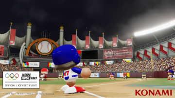 「パワプロ」で五輪盛り上げを 野球ゲーム、IOCが大会創設 画像1