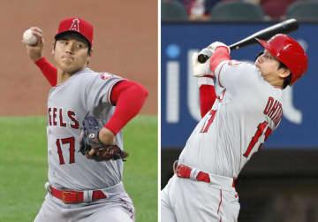大谷翔平、3季ぶり勝利投手 本塁打トップで先発登板の快挙 画像1