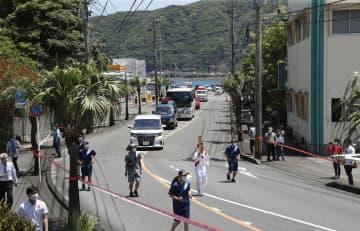 聖火リレー、鹿児島に 奄美の市街地駆ける 画像1