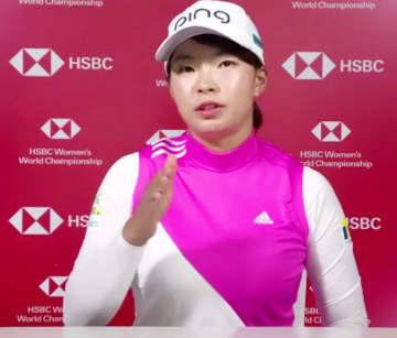 渋野「初日からダッシュしたい」 29日開幕の米女子ゴルフ 画像1