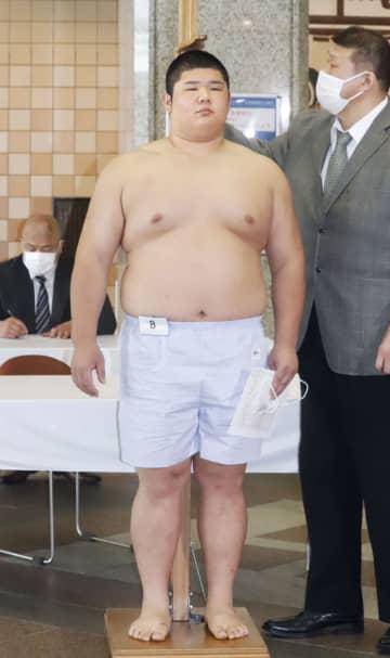 夏場所の新弟子検査に11人 坂本兄弟ら全員が体格基準満たす 画像1