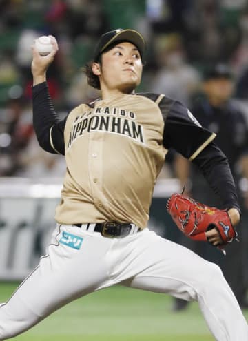 ソ3―4日(28日) 伊藤がプロ初勝利 画像1